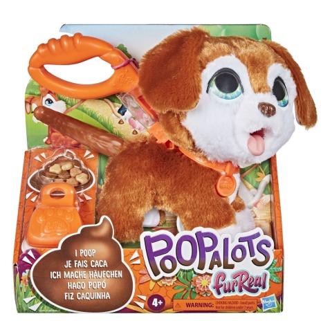 Hasbro FurReal Friends Poopalots velký pes
