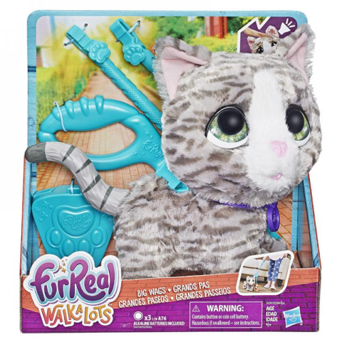 Hasbro Walkalots velká kočka