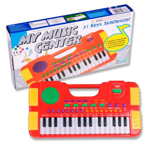 HM Studio Elektronické pianko 31 kláves
