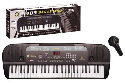Alltoys Elektronické klávesy 54 kláves