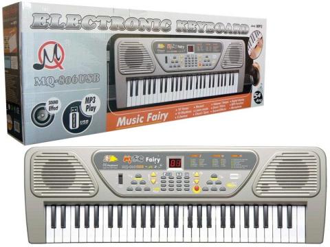 HM STUDIO Elektronické klávesy 54 kláves 21P806USB