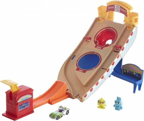 Hot Wheels Toy Story: Příběh hraček pouť