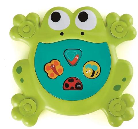 Hape Toys Hračky do vody: Nakrm žabáka