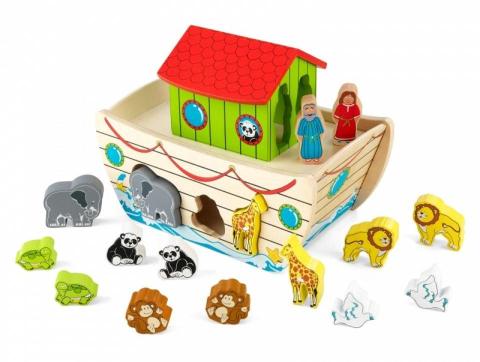 KidKraft Noemova archa dřevěná Kidkraft