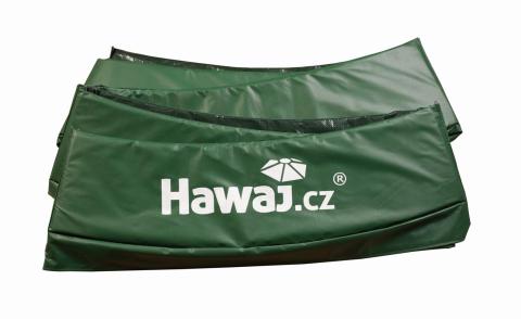 Samostatný kryt pružin pro trampolíny s vnitřní ochrannou sítí | 305 cm