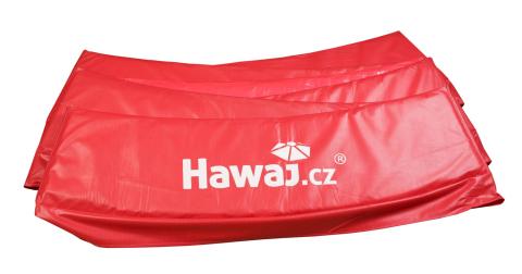 Samostatný kryt pružin pro trampolíny s vnitřní ochrannou sítí PREMIUM | 366 cm