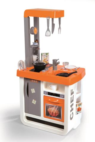 SMOBY kuchyňka Bon Appetit oranžová