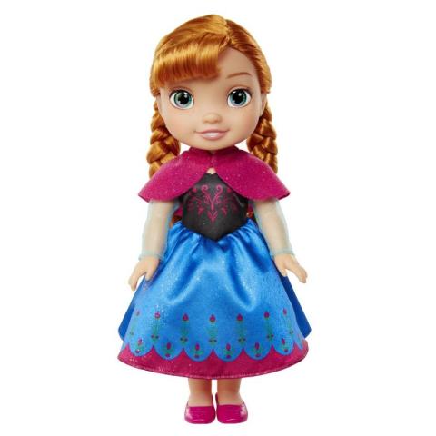 JAKKS Pacific panenka Anna 19808 Disney ledové království