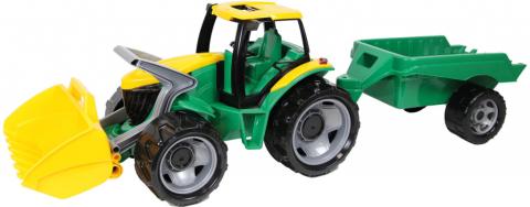 Lena Traktor se lžící a přívěsem 110 cm