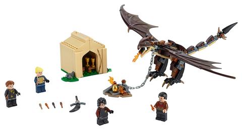 LEGO Harry Potter 75946 Maďarský trnoocasý drak: Turnaj tří kouzelníků Lego