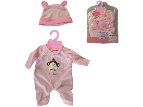Oblečení pro panenky 29x22 cm