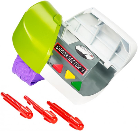 Mattel Toy Story 4: Příběh hraček Buzzův náramek