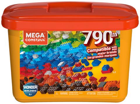 Mega Bloks Mega Construx KID (800)