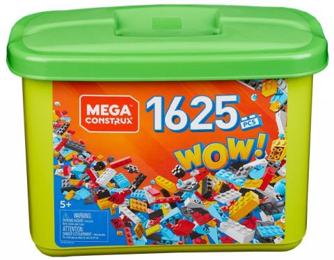 Mega Bloks Construx Mix