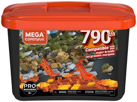 Mega Bloks Mega Construx PRO (800)