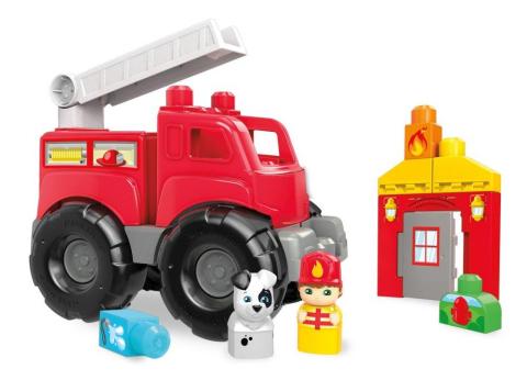 Mega Bloks hasičský vůz