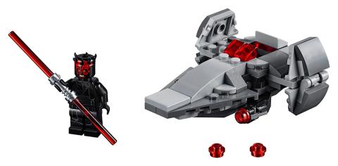 Lego Star Wars 75224 Mikrostíhačka Sithů