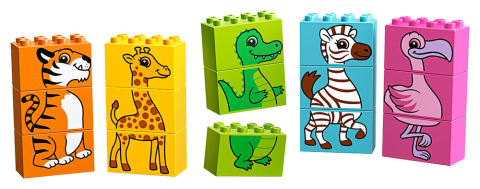 Lego DUPLO 10885 Můj první hlavolam