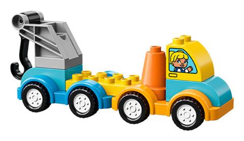 LEGO DUPLO 10883 Můj první odtahový vůz Lego