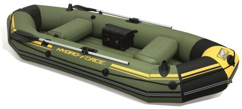 Bestway 65044 Nafukovací člun Marine Pro 3 Set