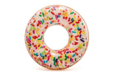 Nafukovací kruh Intex Sprinkle Donut 56263NP