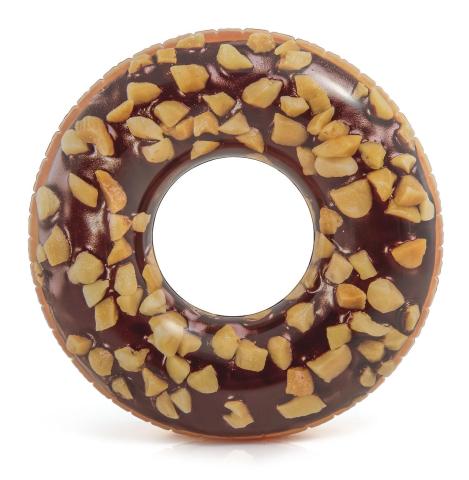 INTEX Nutty Chocolate donut, 56262NP