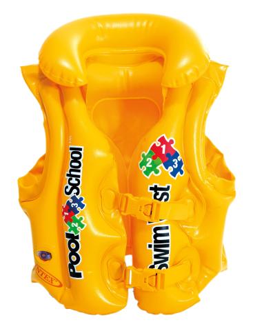 Nafukovací plavecká vesta Intex 58660