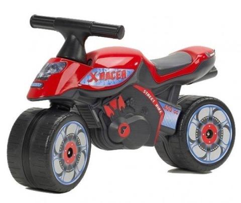 Falk motorka červené