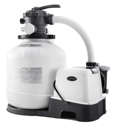 INTEX 26680 písková filtrace 10m3/h