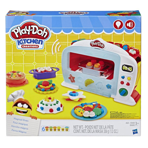Play-Doh mikrovlnka mikrovlnná trouba s funkcemi