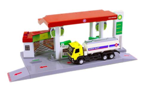 Rappa Benzínová stanice s cisternou Rappa