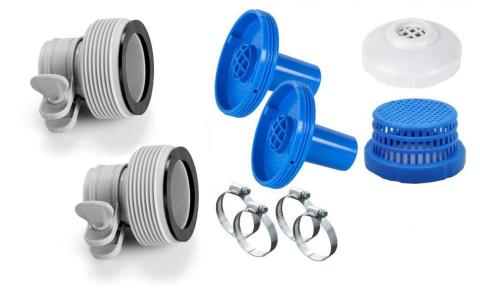 Sada pro připojení pískové filtrace Intex