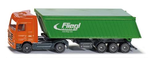 SIKU Super - Kamion s vlekem 1:87
