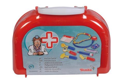 Simba Doktorský kufr 9 dílů