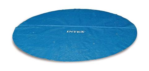 INTEX 29022 Bazénová plachta SOLAR 366 cm modrá