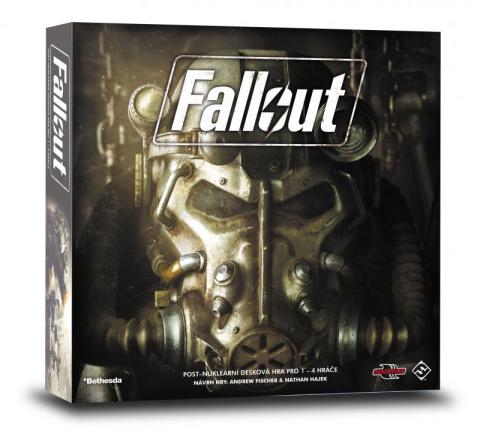 Fallout: Desková hra ADC Blackfire