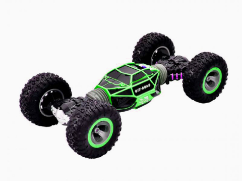Mac Toys Stunt Car