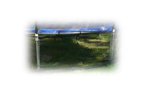 Spodní ochranná síť pro trampolíny 305 cm