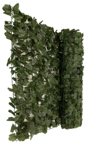 Umělý živý plot BŘEČŤAN tmavý, role výška 1,5m x šířka 3m, 4,5m2
