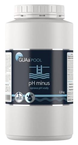 GUAPEX pH minus 2,8 kg