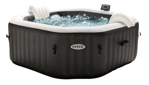 INTEX 28458 Jet and Bubble Deluxe