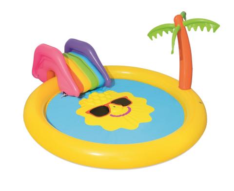 Bestway 53071 bazének s klouzačkou