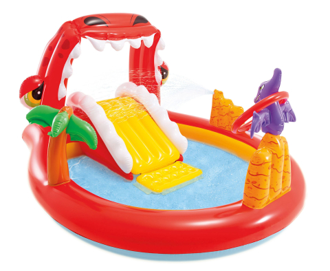 INTEX 57163 Happy Dino Play Center hrací centrum
