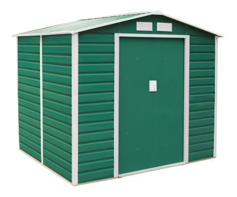 Zahradní domek G21 GAH 407 - 213 x 191 cm, zelený