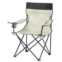 Coleman Standard Quad Chair | khaki