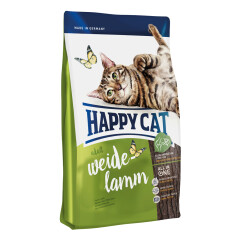 Happy Cat Adult Weide-Lamm jehněčí 10 kg