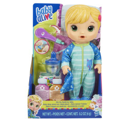 Hasbro Baby Alive blonďatá panenka All Better Baby