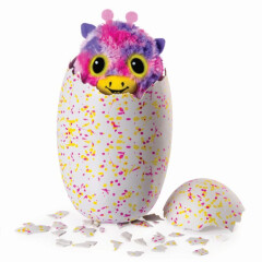 Hatchimals Dvojčata a žirafky