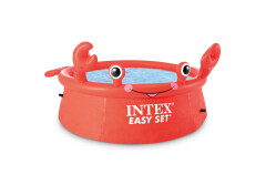 Bazén Intex Happy Crab Easy Set 1,83 x 0,51 m | bez filtrace
