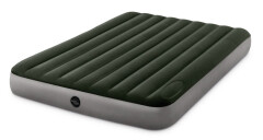 Nafukovací postel Intex Downy Airbed | Queen